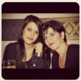 rhiana and me