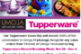 Tupperware Promotion